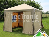 3x3 polyester partytent
